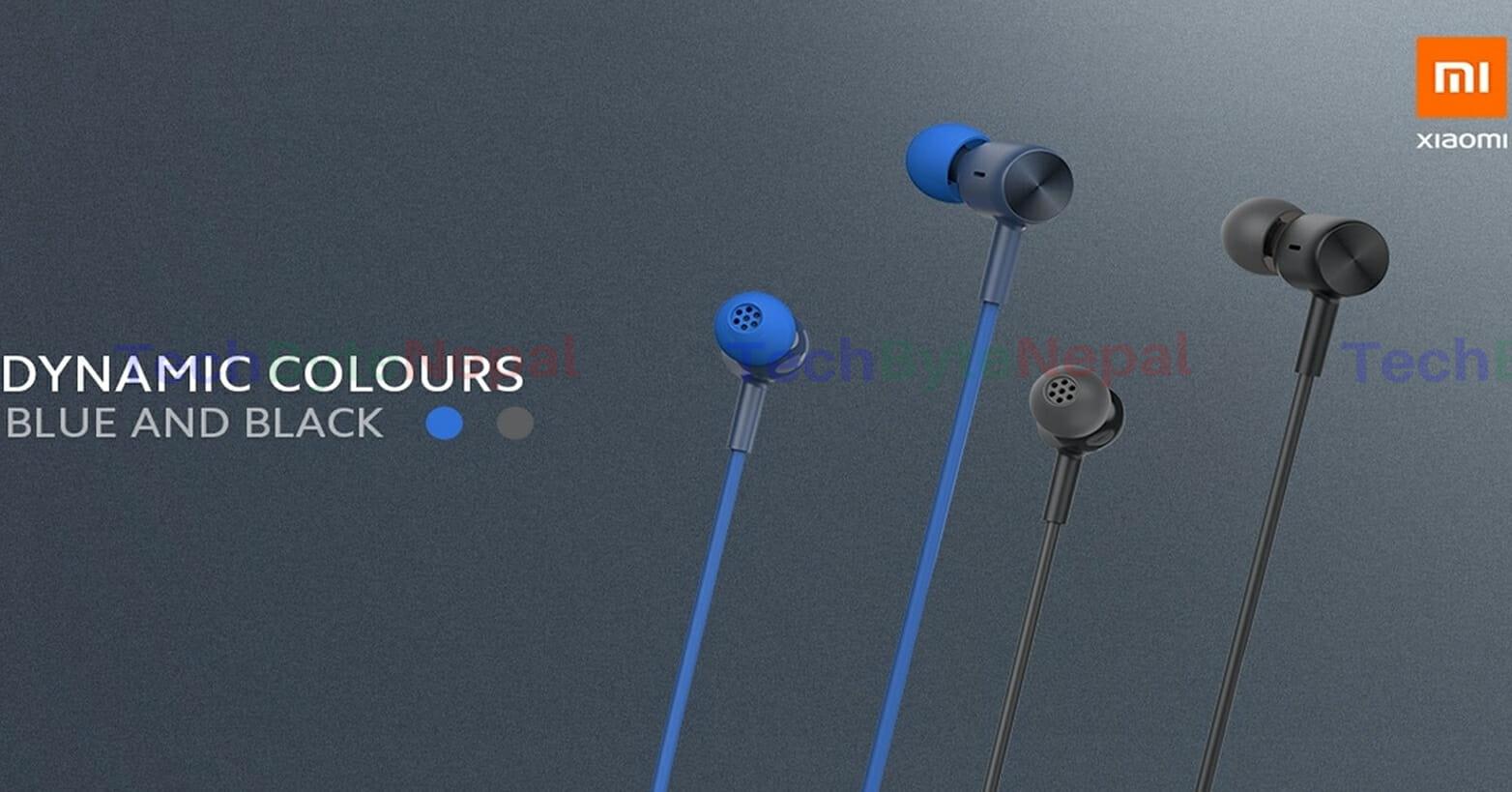 Redmi SonicBass Wireless Earphones Color Variants
